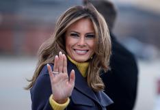 Melania Trump rompe la tradición y no invita a Jill Biden a la Casa Blanca