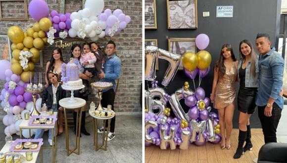 Christian Cueva y Pamela López pasaron tiempo en familia antes que el seleccionado se vaya a Arabia Saudita. (Foto: Instagram @pamlopsol)
