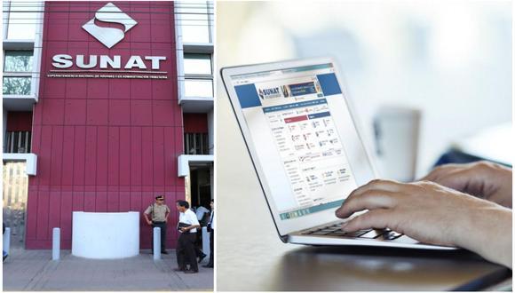 La medida facilitará el cumplimiento de obligaciones tributarias, según la Sunat. (Foto: Archivo El Comercio)