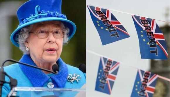 Brexit: No hay marcha atrás, la reina autorizó salida de la UE