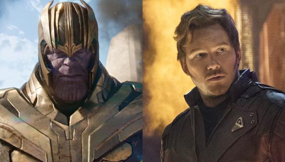 """En """"Avengers: Infinity War"""", la furia de Star-Lord (Chris Pratt) contra Thanos causó daños perjudiciales al Universo. (Fotos: Marvel Studios)"""