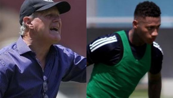 Ramacciotti confirmó que en Cusco FC no admitirán una sola falta de Ray Sandoval. (Foto: GEC).