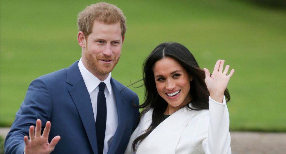 """Harry y Meghan se casaron el 19 de mayo del 2018. La pareja y su hijo Archie Harrison abrirán """"un nuevo capítulo"""" de sus vidas. (Foto: AFP)"""