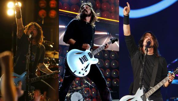 Dave Grohl cumple 45 años: su vida en 5 canciones memorables