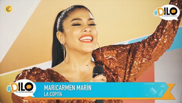 Maricarmen Marín en #Dilo.