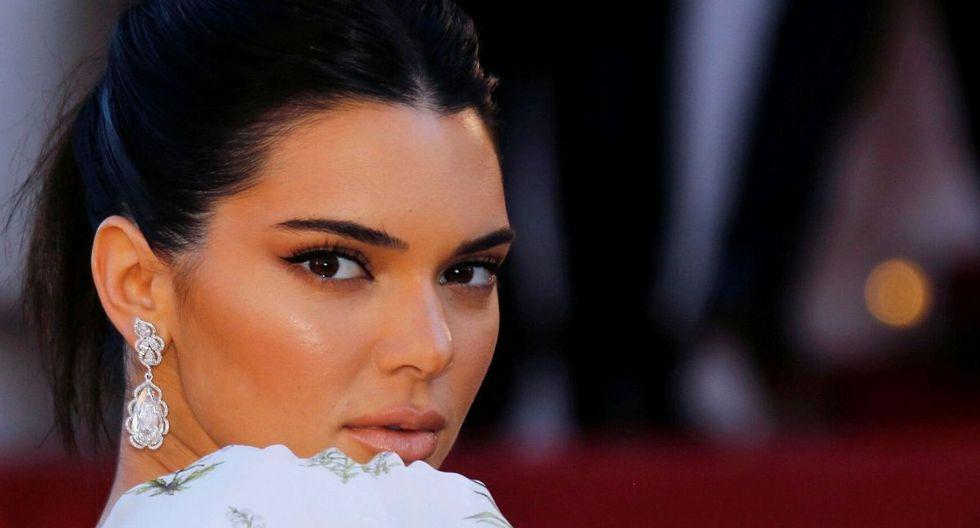 Se desconoce qué comió Kendall Jenner.  (Reuters)