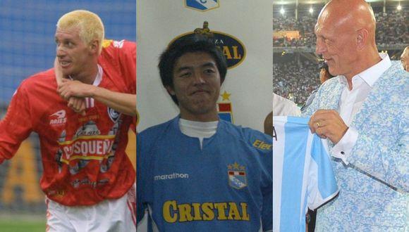 Nuestro fútbol ha recibido con los brazos abiertos a una multitud de jugadores extranjeros. Algunos de ellos quedarán en el recuerdo por sus curiosas historias. (Foto: GEC)