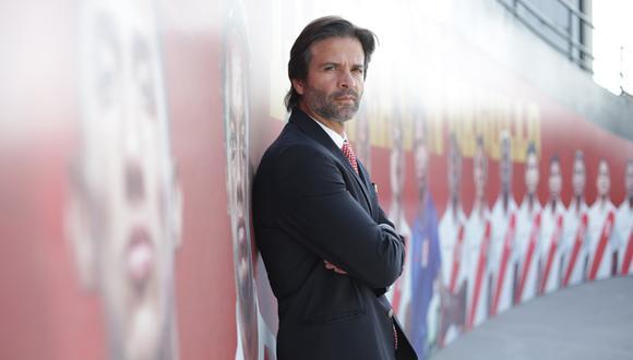 Benjamín Romero se desempeña como gerente de marketing y comercial de la Federación Peruana de Fútbol | Foto: GEC