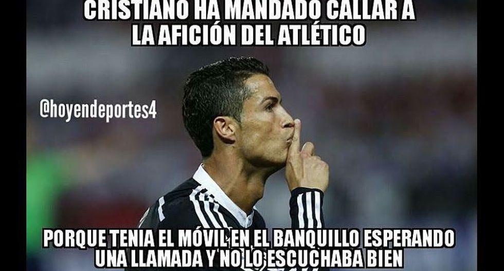 Real Madrid vs. Atlético Madrid: los memes de la semifinal - 66