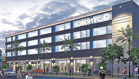 Cibertec llegará este año al Mall Aventura Plaza del Callao
