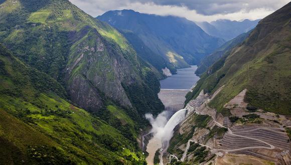 Chaglla es la tercera central hidroeléctrica más grande del país. Fue adquirida por China Three Gorges a Odebrecht en 2019. La operación se cerró en abril de ese año (Foto: Generación Huallaga).
