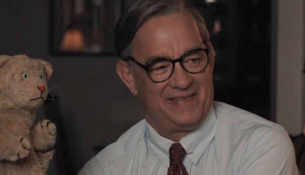 El actor estadounidense bromeó sobre su último filme en el que da vida a la estrella televisiva Fred Rogers. (Foto: Sony Pictures Entertainment)