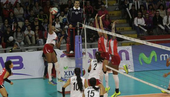 Vóley: Perú cayó 3-0 ante Cuba en debut de Copa Panamericana