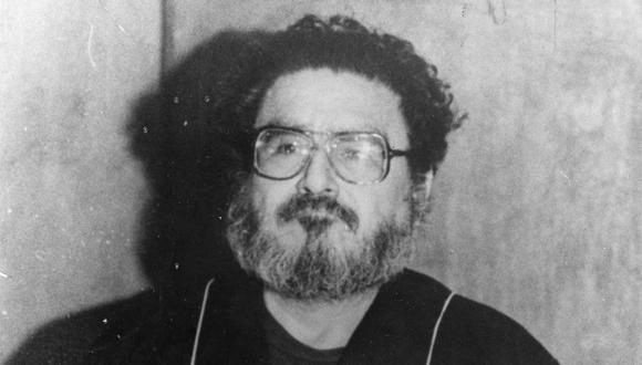 Abimael Guzmán Reynoso fue detenido el año 1992. (Foto GEC Archivo Histórico)