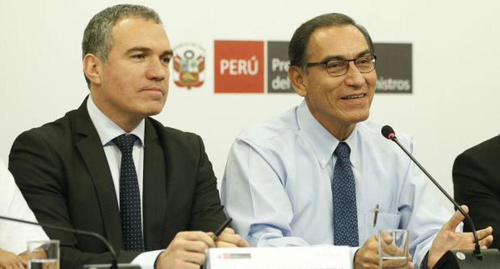 Sin estrategia gubernamental congruente y creíble, hay pocas posibilidades de que el presidente Vizcarra y el primer ministro Salvador del Solar hagan sostenible el gobierno. (Foto: PCM)