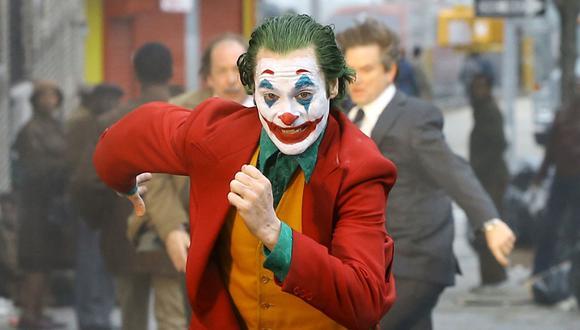 """Joaquin Phoenix, nominado al Oscar 2020 por """"Joker"""". Foto: Warner Bros."""