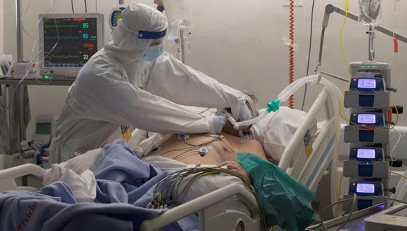 Coronavirus en España | Últimas noticias | Último minuto: reporte de infectados y muertos hoy, miércoles 10 de febrero del 2021. | Covid-19 | (Foto: EFE).