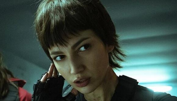 """Tokio fue secuestrada por Gandía en la anterior temporada de """"La casa de papel"""" (Foto: Netflix)"""