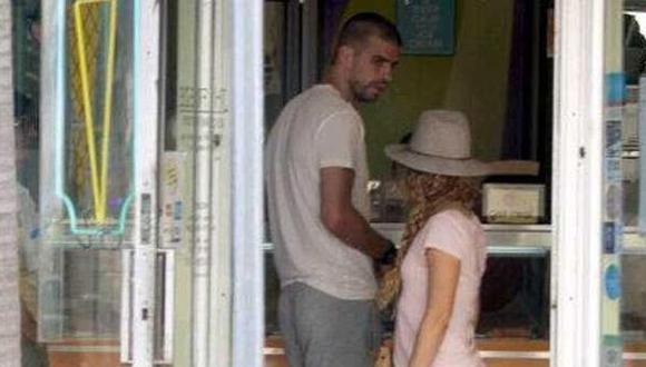 Shakira y Piqué olvidan el Mundial y pasan vacaciones en Cancún