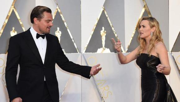 Leonardo DiCaprio y Kate Winslet, 20 años de amistad [VIDEO]