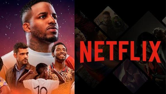 """""""La Foquita: El 10 de la calle"""" en Netflix. (Foto: Lfante Films/Netflix)"""
