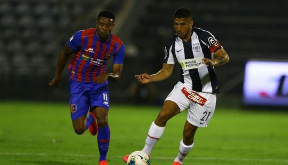 El Apertura de Liga 1 fue interrumpido en la sexta jornada.