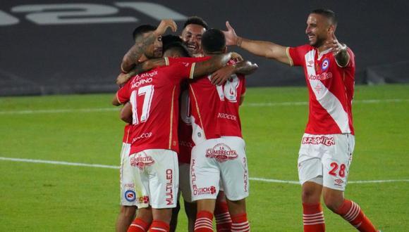 Argentinos Juniors se llevó los 3 puntos en su visita a River Plate