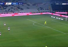 Josip Ilicic anotó un golazo desde la media cancha en el partido entre Atalanta vs. Torino | VIDEO