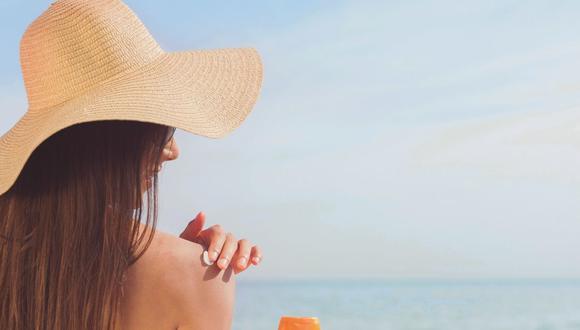 La exposición solar continua genera daño acumulativo e irreparable en la piel, por lo que la utilización del bloqueador solar es indispensable. (Foto: Pixabay)