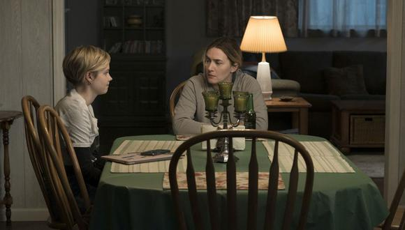 """Angourie Rice y Kate Winslet interpretan a madre e hija en """"Mare of Easttown"""". (Foto: HBO)"""