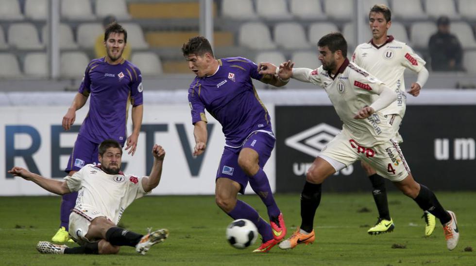 Las postales que dejó el 'U' vs. Fiorentina de la Euroamericana - 4