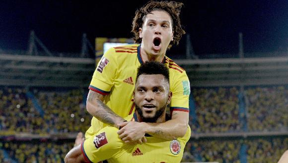 Cuánto quedó Colombia - Chile por las Eliminatorias