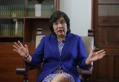 """Marianella Ledesma sobre el Congreso: """"La verdad que esta es una parodia de deliberación"""""""