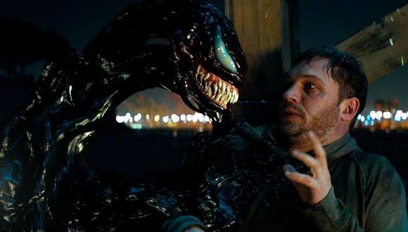 """""""Venom: Let There Be Carnage"""", secuela de la película que protagonizó Tom Hardy, retrasa su estreno hasta junio de 2021 por el coronavirus. (Foto: Sony Pictures)"""