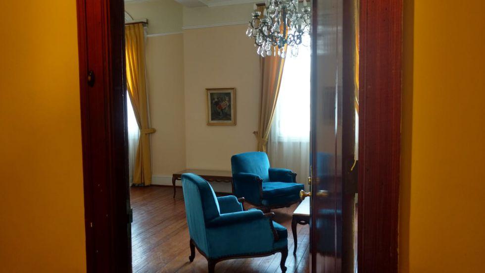 Después de 56 años, la habitación 310 del Gran Hotel Bolívar continúa tal cual la encontró María Félix. (Foto: Kenyi Coba)