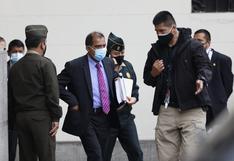 Aceptan renuncia de Luis Barranzuela como abogado de Vladimir Cerrón y Perú Libre
