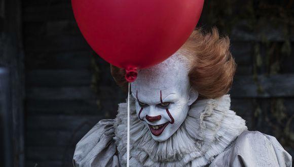 """Bill Skarsgard como Pennywise en """"It"""". (Foto: Difusión)"""