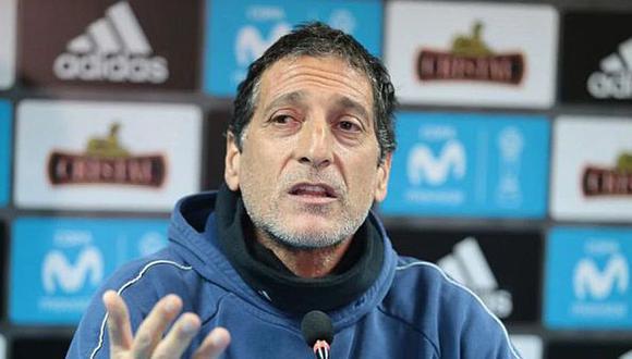 Mario Salas tendrá su segunda experiencia en el fútbol peruano. En el 2018, el chileno sacó campeón nacional a Sporting Cristal. (Foto: GEC)