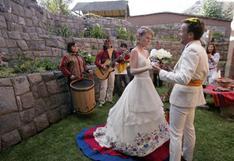 Una pareja se ha casado 66 veces y seguirá en eso...