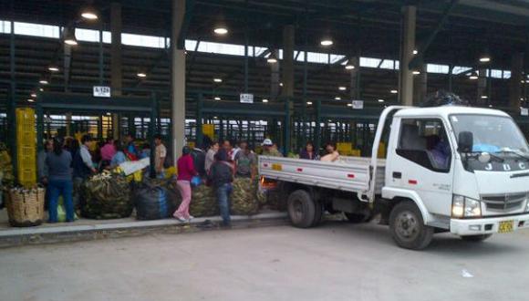 Mayorista: Se vendieron casi 2 mills. de toneladas de productos