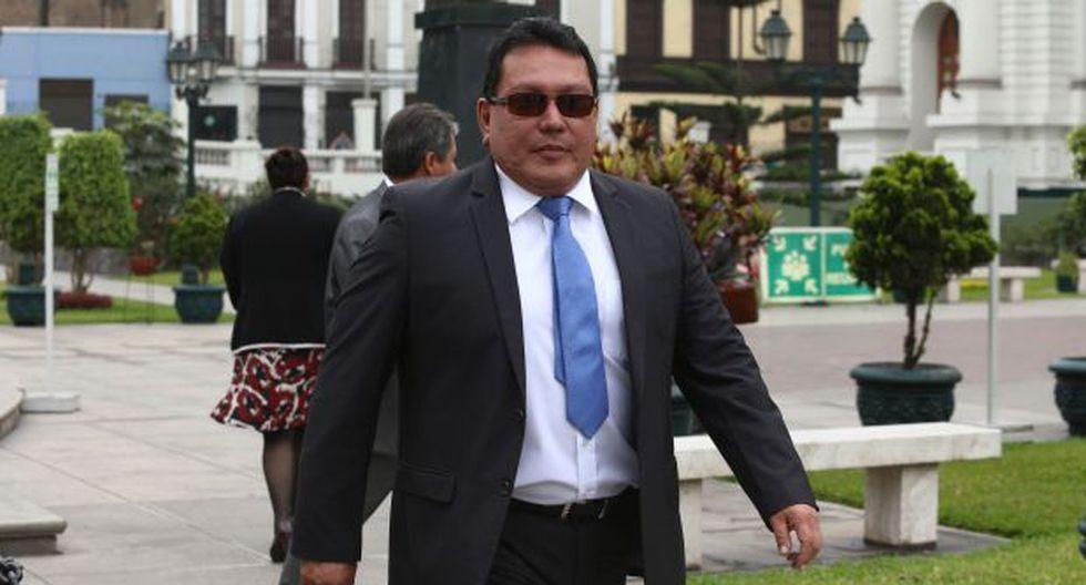 Moreno ha sido dos veces gobernador del Callao. También fue alcalde del Callao en un período. (Foto: Alessandro Currarino)