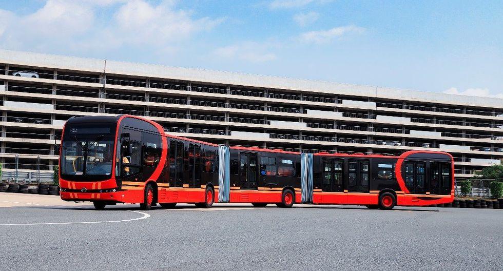 Durante los próximos años, el país asiático contará con registros anuales de 420 mil buses. (Fotos: Difusión)