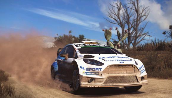 WRC 5: El nuevo videojuego lanza un último trailer [VIDEO]