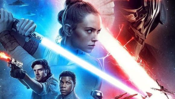"""""""Star Wars: El ascenso de Skywalker"""" llega a Disney+ antes de lo previsto. (Foto: Disney)"""