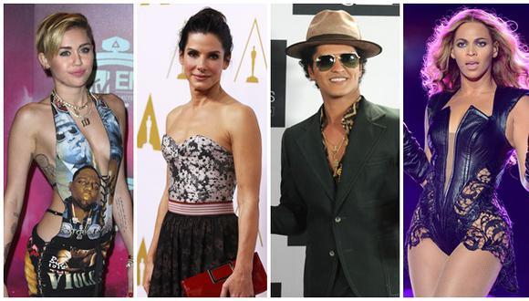 ¿Cuánto ganan las celebridades de Hollywood?