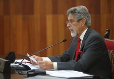 Partido Morado: precandidatura de Francisco Sagasti a la vicepresidencia se mantendrá en las elecciones internas