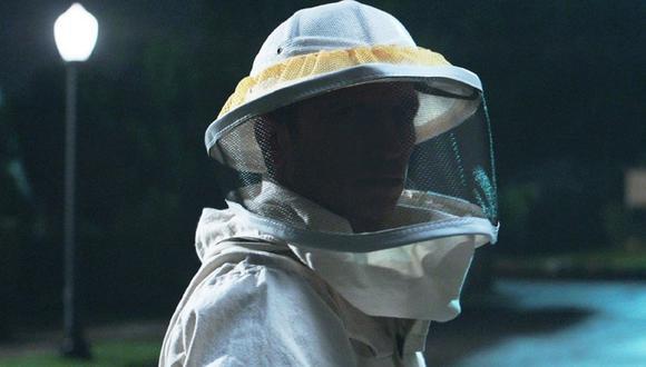 El apicultor tenía el logo de SWORD en su traje (Foto: Disney Plus)