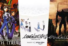 """""""Evangelion"""" en Prime Video: el orden cronológico para ver las películas y dónde encontrarlas en streaming"""