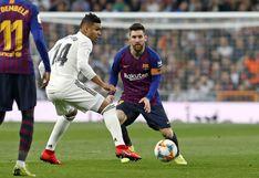 Barcelona vs. Real Madrid: promueven movilización en Cataluña el mismo día del 'Clásico español'