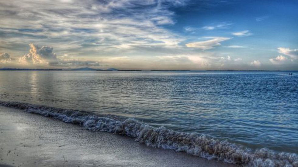 La isla de Bangka está ubicada cerca de Singapur, aunque hace parte de Indonesia.
